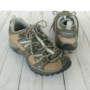Merrell Siren Sport hiking sneakers shoes Vibram 8